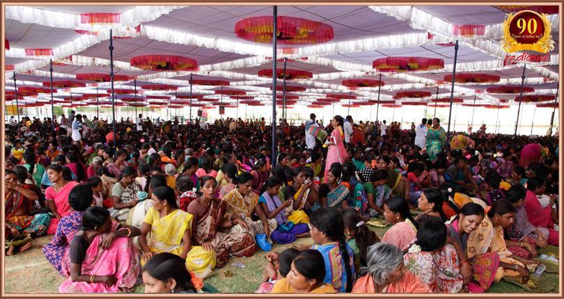 Sathya Sai Aradhana Mahotsavam�