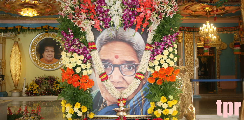 Glory to Mother Easwaramma� Easwaramma Day Celebrated�