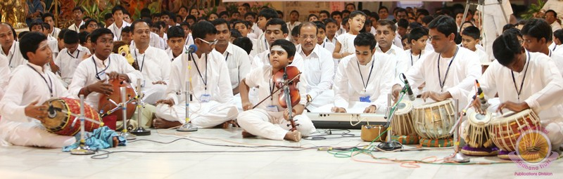Sri Sathya Sai Bal Vikas Convention – Day 2