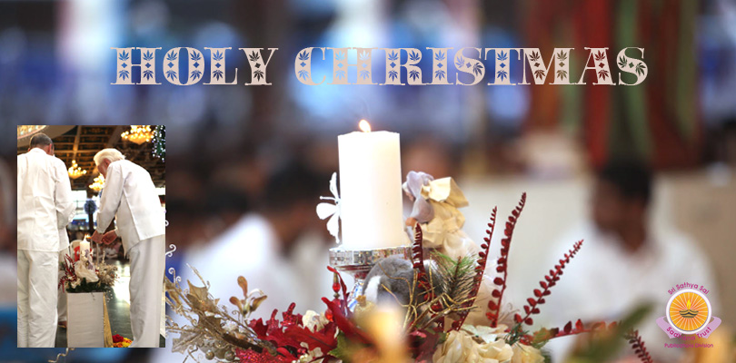 International Choir on Christmas Eve…