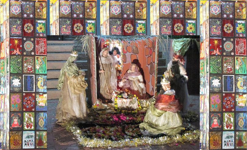 """Joy of Living"", Christmas Decorations 2011"