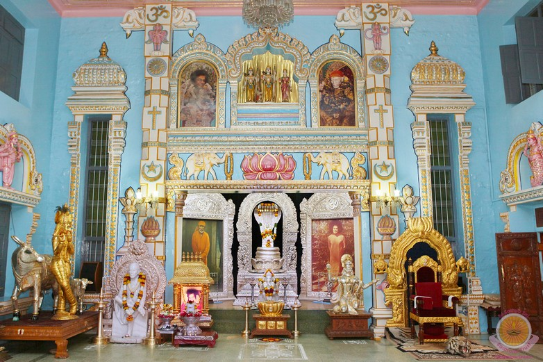 Prasanthi Mandir