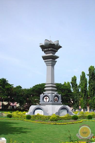 Sarva Dharma Stupa