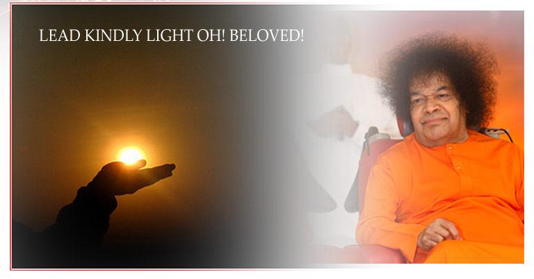 Lead Kindly Light, Oh! Beloved!