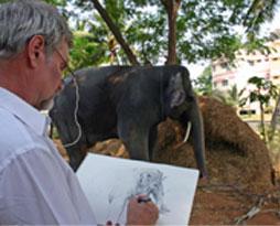 Geetha Sketch