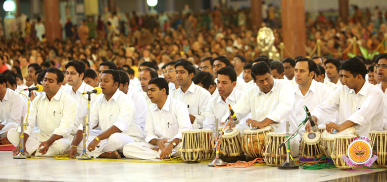 Global Akhanda Bhajan 2011 commences…