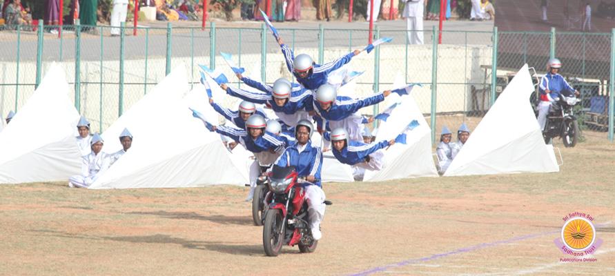 Spectacular Sports & Cultural Meet…