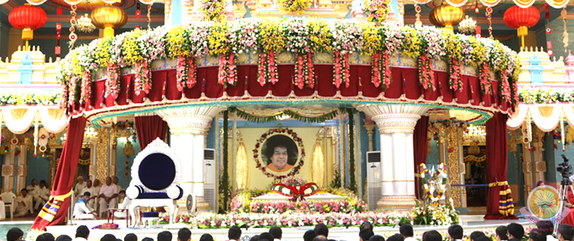 Remembering Sai with love�