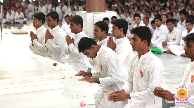 Gratitude Offering by the Passing Out Batch of Brindavan Campus�