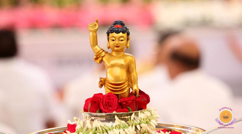 Buddha Purnima in Prasanthi Nilayam…