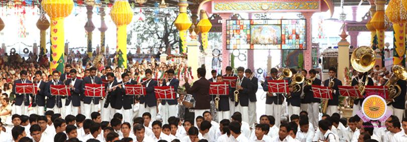 Christmas Joy Fills Prasanthi…