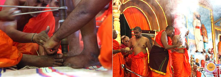 Dasara Jnaana Saptaha Yajna commences�