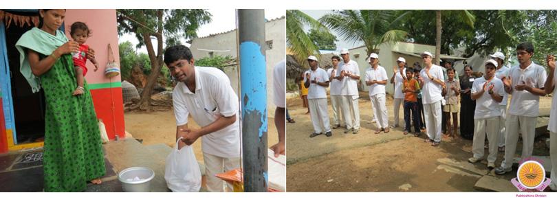 Служение в деревнях