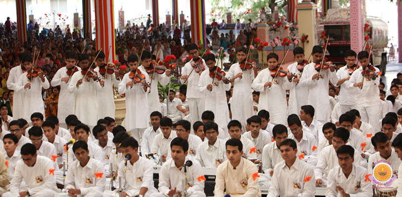 Gratitude Offering by Higher Secondary Students…