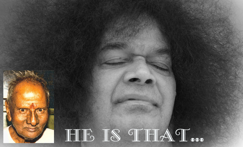He Is That…