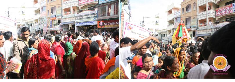 Odisha Parthi Yatra, a journey of Love and Gratitude