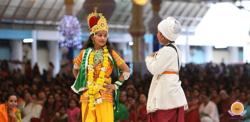 Mayur Pankh Narrates Krishna Tales…
