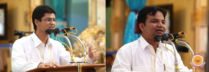 Прашанти Видван Маха Сабха (день шестой)