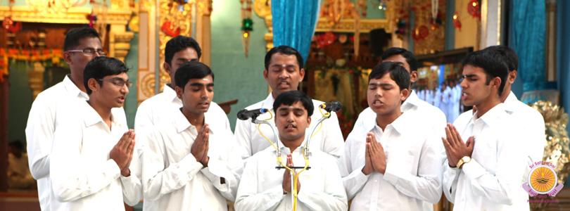 Прашанти Видван Маха Сабха (день третий)