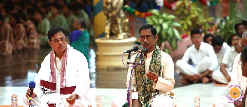 Прашанти Видван Маха Сабха (день пятый)