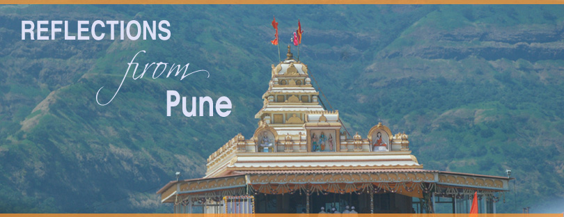 Reflections From Pune…