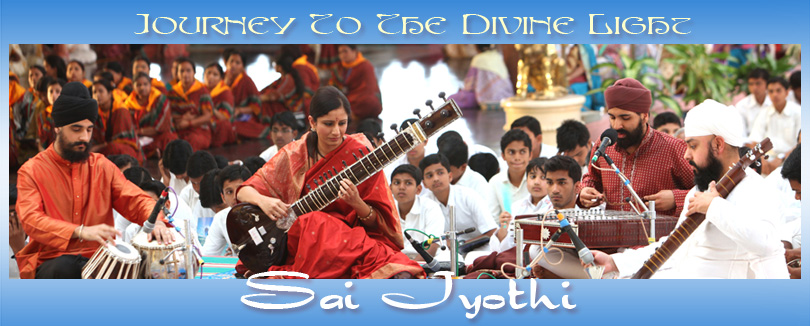 Sai Jyothi Musical Presentation…