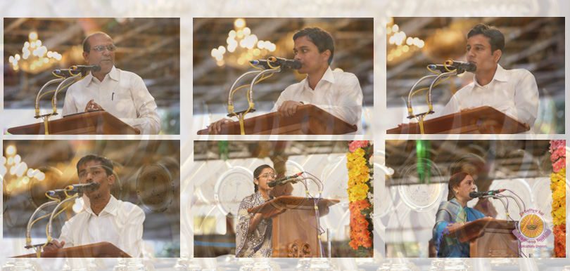 The Prasanthi Reporter: Valedictory Function Of Sports & Cultural Meet…