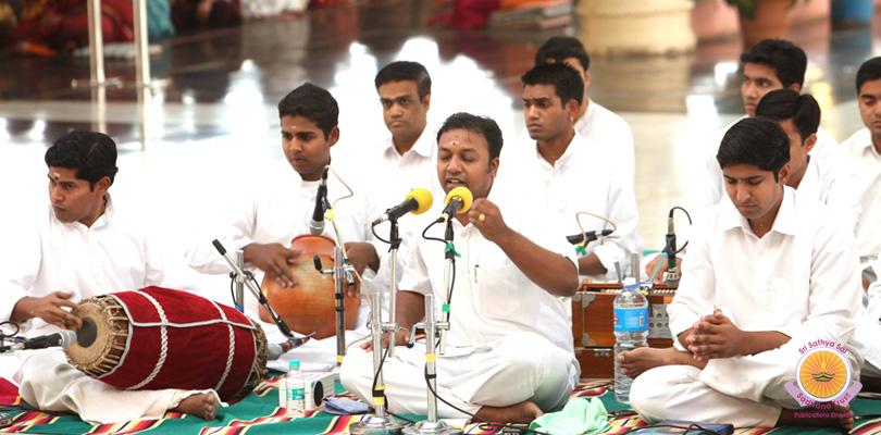 Sri Rama Navami in Prasanthi Nilayam�