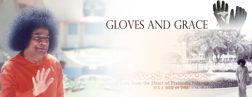 Gloves and Grace…
