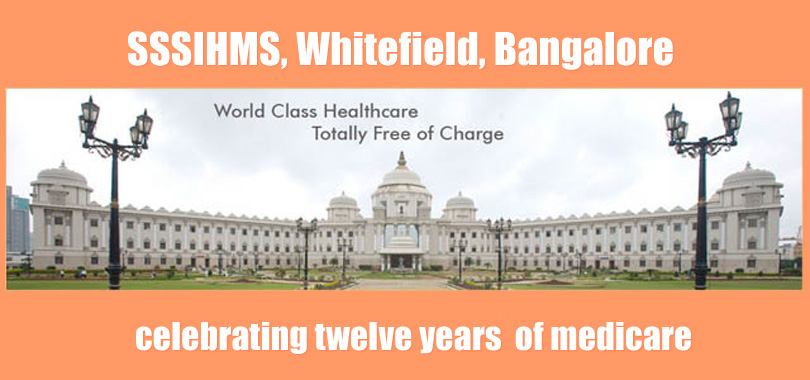 SSSIHMS, Whitefield turns 12…