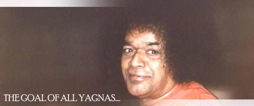 The Goal Of All Yagnas….