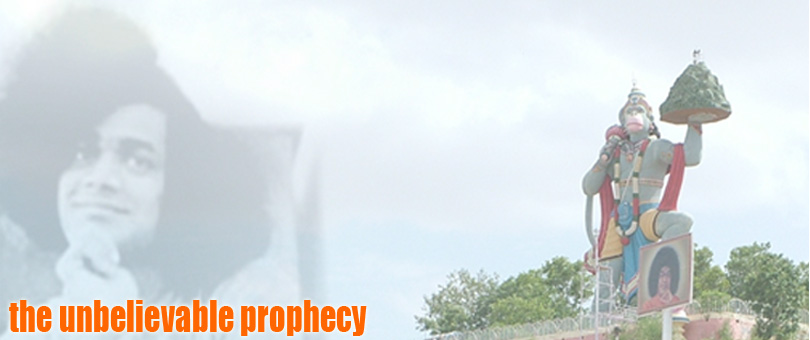 The Unbelievable Prophecy
