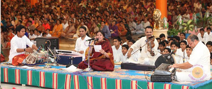 Spiritual Talk and Music Programme…