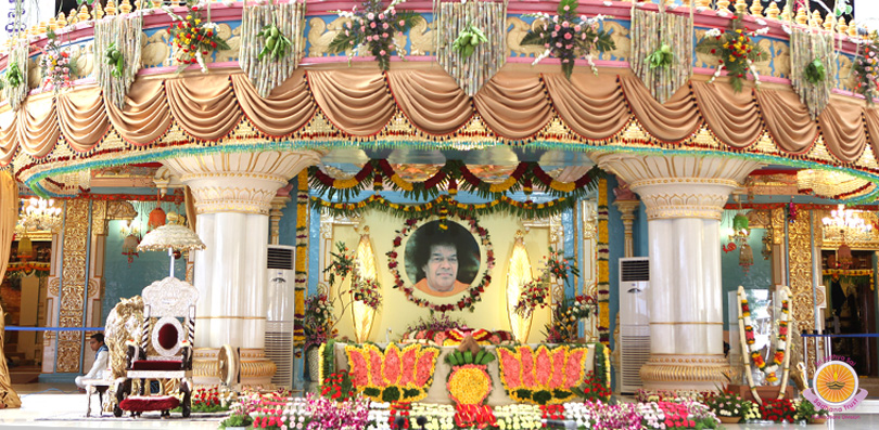Holy Ugadi Morningu2026 & Ugadi Celebrations from Prasanthi Nilayam - Sri Sathya Sai Baba ...