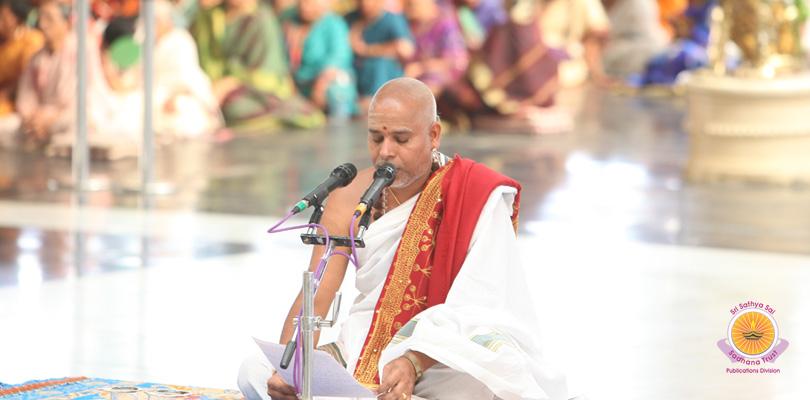 Ugadi in Prasanthi Nilayam