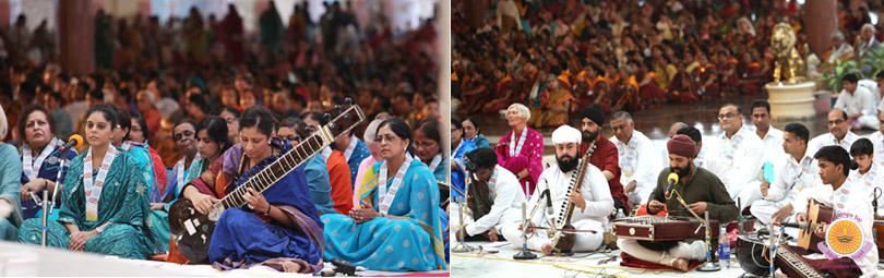 UK Offers Medley Of Sai Devotionals…