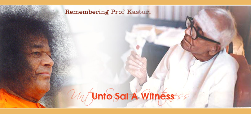 Unto Sai a Witness