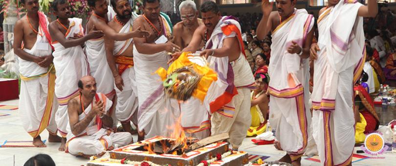 Brahmopadesham by Bhagawan…